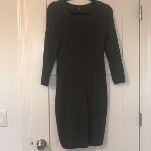 Gap dress size XL military green
